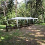 Какие бывают палатки для отдыха?