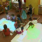 Интерактивный пол: новейшие технологии в помощь детям