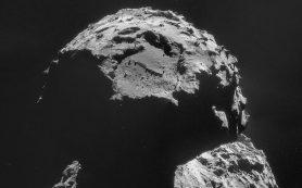 Ученые назвали время образования кометы Чурюмова-Герасименко