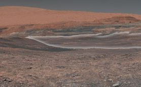 Марсианский ровер Curiosity отмечает 2000-й по счету «сол» на Марсе