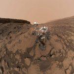 Марсианский метан
