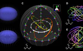 Физики впервые получили трехмерные скирмионы