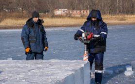 В ДВФУ создают новый метод строительства ледовых островов