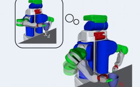Роботов научили «по-человечески» не справляться с задачей