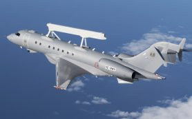 Шведы испытали универсальный «летающий радар»