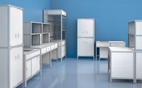Виды медицинской мебели