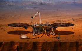 НАСА отправляет к Марсу «робота-геолога»