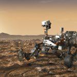 Вода поможет в поисках «строительных кирпичиков» жизни на Марсе Н