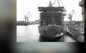 Атомный ледокол «Арктика» приступил к швартовным испытаниям