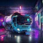 Volvo представила городской электромусоровоз