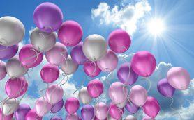 Воздушные шары для оформления детского праздника