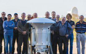 Шведский приемник поможет наблюдать космос в составе гигантского радиотелескопа