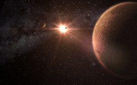 Астрономы нашли систему с тремя землеподобными планетами