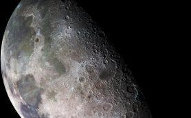 На Луне в прошлом было возможно существование жизни, считают ученые