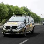 На дорогах Пекина испытают беспилотные Mercedes-Benz с четвертым уровнем автономности