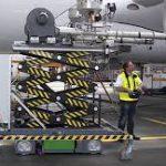Немцы начнут чистить авиадвигатели сухим льдом