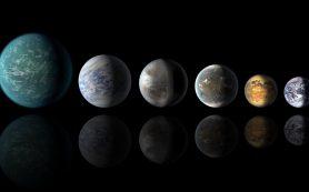 Во Вселенной широко распространены планеты, богатые водой, выяснили ученые
