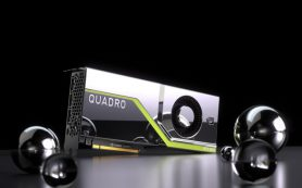 NVIDIA представила видеокарты с аппаратным ускорением трассировки лучей