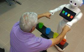 Роботы могут помочь в реабилитации пациентов