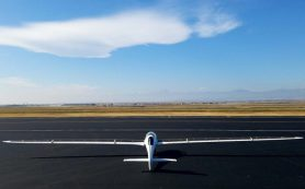 Американцы испытали прототип беспилотника на солнечных батареях