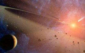 Обнаружены четыре экстремально молодых семейства астероидов