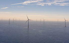 В Великобритании заработала крупнейшая плавучая ветроэлектростанция