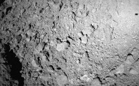 MASCOT присылает первые фотографии астероида Ryugu