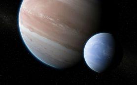 Астрономы впервые наблюдают то, что может оказаться спутником экзопланеты