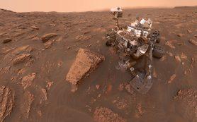 Марсианскому роверу Curiosity временно «поменяли мозги» И