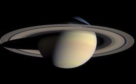 Материал колец Сатурна изменяет химический состав верхних слоев его атмосферы