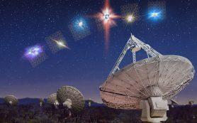 Австралийский телескоп почти удваивает число известных быстрых радиовспышек