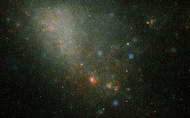 Астрономы подтвердили столкновение между Большим и Малым Магеллановыми Облаками