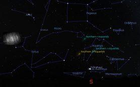Астрономы подтвердили, что у Земли имеются пылевые облака-спутники