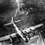 Бомбардировки Второй мировой войны воздействовали на атмосферу Земли