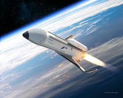 Boeing приступил к постройке космического беспилотника