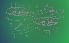 Bell Helicopter запатентовала конвертоплан с вентиляторами