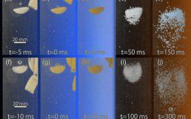 Физики смоделировали образование планеты с помощью бусинки и пылинок в невесомости