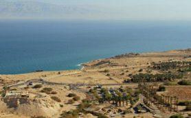 Взрыв метеорита мог уничтожить античные общины Мертвого моря