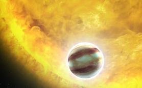 В атмосфере экзопланеты впервые нашли оксид алюминия