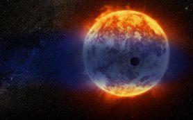 «Хаббл» обнаруживает далекую планету, которая испаряется с огромной скоростью