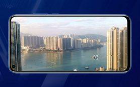 Honor представила первый смартфон с камерой в экране