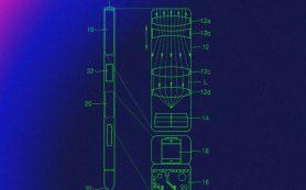 Samsung запатентовала стилус с камерой и оптическим зумом