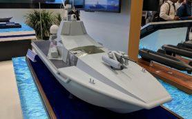Китайцы создали 20-тонный ударный робокатер