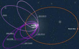 Планета 9 может оказаться суперземлей, считают авторы ее открытия