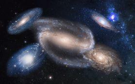 Необычная «сверхскоростная звезда» получила ускорение в диске Млечного пути