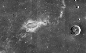Солнечный ветер оставляет «ожоги» на поверхности Луны