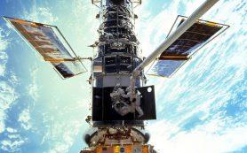 С одной из камер космического телескопа Hubble возникла неожиданная проблема