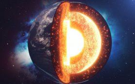Тонны сжатого кислорода могут скрываться в расплавленном железном ядре Земли