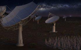 Проект крупнейшего в мире радиотелескопа SKA выходит на новый этап