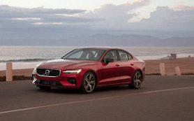 Volvo ограничит скорость новых машин 180 км/ч